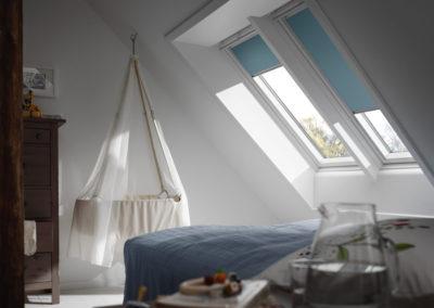 Zolderrenovaties-West Vlaanderen-Velux Energy & Silence beglazing