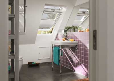 Zolderrenovaties-West Vlaanderen-Velux dakvenster