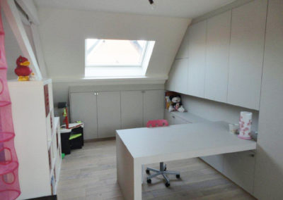 Zolderrenovaties-West Vlaanderen-Laminaat/Parket