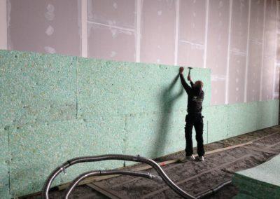 Zolderrenovaties -Akoestische isolatie - West Vlaanderen - Avelgem