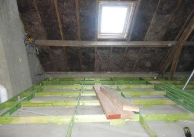 Zolderrenovaties-Timmerwerken-Zoldervloer