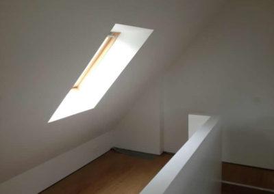 Zolderrenovaties-West Vlaanderen-Kortrijk-Velux dakvenster